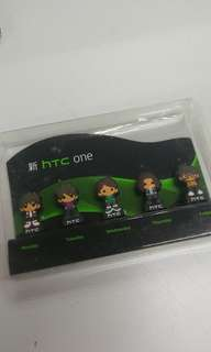 HTC 五月天 電話耳筒塞
