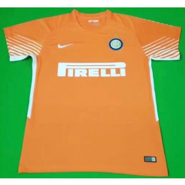 wholesale dealer 06ccf b1c7a 17/18 Inter Milan Goalkeeper kits