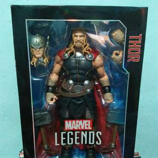 Marvel legends Thor icons