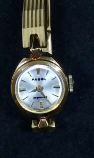 PAGOL Swiss Vintage Winding Watch