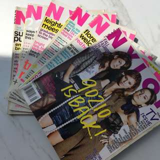 NYLON USA Magazine Bundling