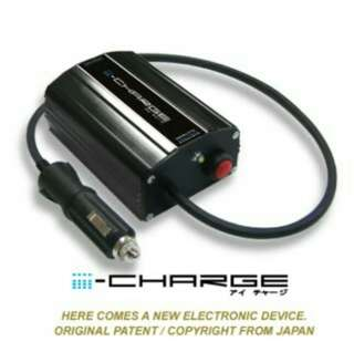 I-CHARGE RM6×× Car Voltage