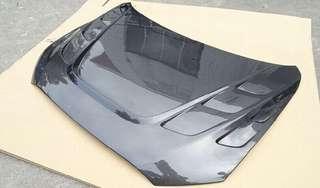 Mitsubishi Evo 10 Evo X CArbon fiber hood carbon fiber bonnet