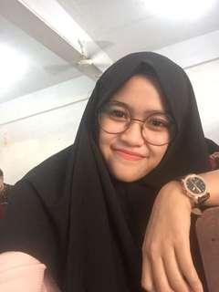 Jilbab masuk