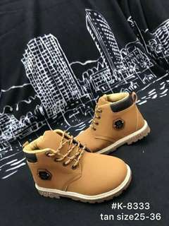 Timberland style shoes for kids