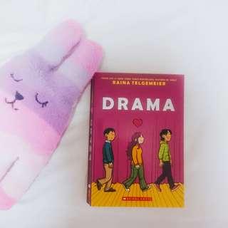 Drama comic
