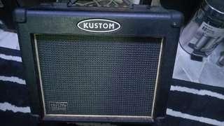 Kustom Arrow 16R(J)  16 watt guitar amplifier