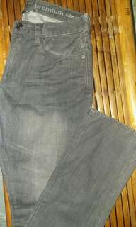 Gap slim straight pants