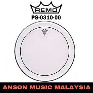 Remo PS-0310-00 10'' Pinstripe Clear Drum Head