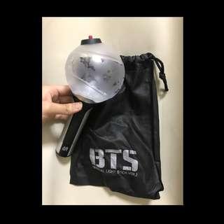BTS防彈少年團二代手燈-阿米棒