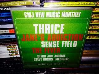 CMJ New Music Monthly CD