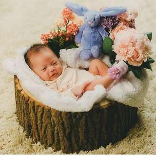 Newborn Studio Baby Photography