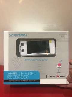 🚚 VACRON 守護眼 行車記錄器 (抽獎抽中用不到)
