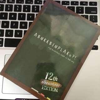 ABNKKBSNPLAKo?aba Nakakabasa Na Pala Ako BOOK BOB ONG