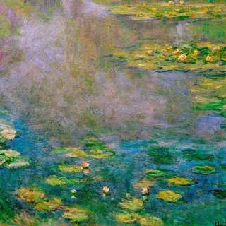 Claude Monet Oil Painting