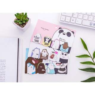 Bears Magnetic Bookmark