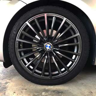 Rim Spray (Four Rims)