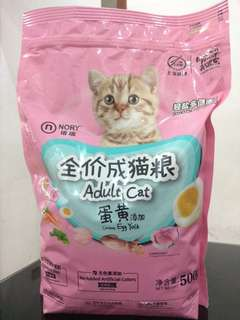 Adult Cat (NORY)