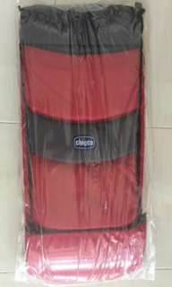 Chicco baby travel bed (Sacca transporter carry cot) - red