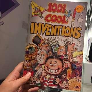 1001 Cool Books