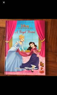 Disney Princess - A Royal Friend