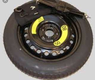 Picanto spare tyre and kit