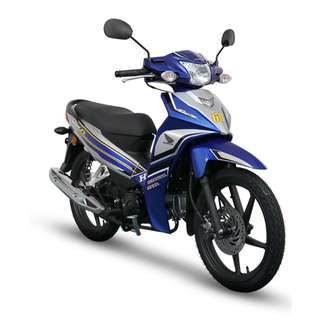 Honda alpha sport edition 110
