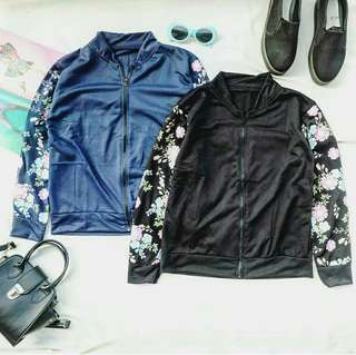 Mix Flower Jacket