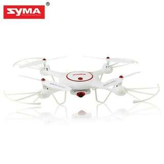 SYMA X5UC 2.4G Remote Control Camera Drone Quadcopter (White)