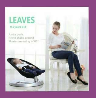 OFFER!!! OFFER!!! OFFER!!! BABY LEAF SWING