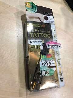 K-Palette 1 Day Tattoo