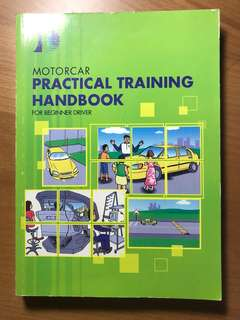 Motorcar Practical Training Handbook Driving BTT/FTT