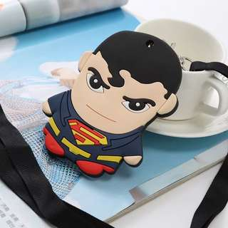 Little Cartoon Card Holder w Lanyard - SDR870
