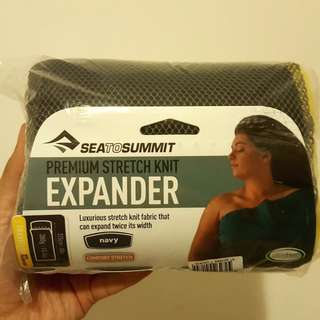 SEA TO SUMMIT EXPANDER SLEEPING BAG LINER 旅行 睡套 睡袋內膽