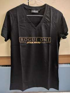 Star Wars Rogue One ladies' t-shirt - movie premium - collectible