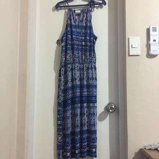 Forever 21 halter dress small to medium