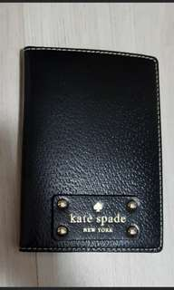 Kate Spade Passport Holder - authentic