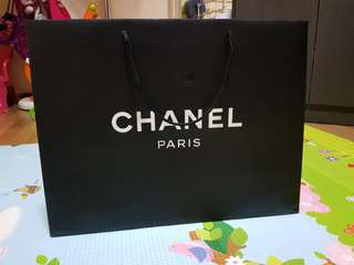 Chanel & Salvatore Paper Bags for Sale!