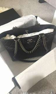 Chanel shopping tote 30cm