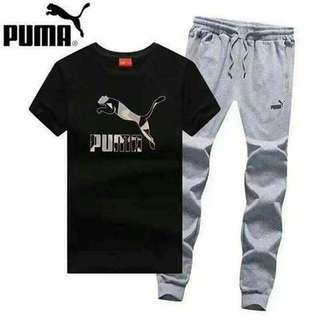 🌸PUMA TERNO PANTS  🌸Can fit S to L Good Quality  #JC