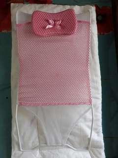 Baby bath tub net