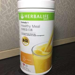 herbalife營養蛋白素