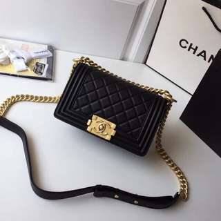 Chanel Boy Small