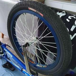 Animal GLH Tyres *PAIR* BMX