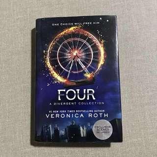 Divergent Four Book