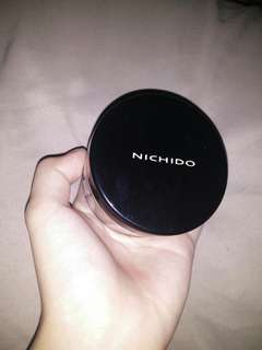 Nichido Final Powder w/ free Kabuki brush