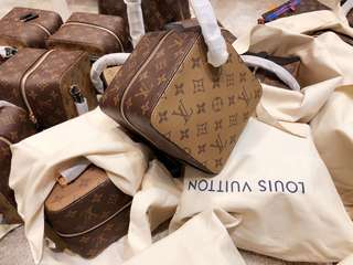 Louis Vuitton Square Box Bag