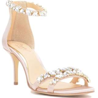Authentic Badgley Mishka Caroline Evening Shoe