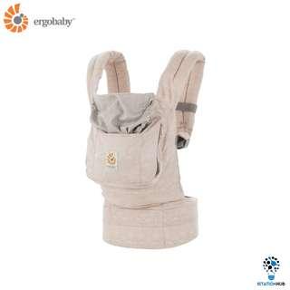 Ergobaby Baby Carrier Organic   Rose Harmony [BG-BCGPNK]