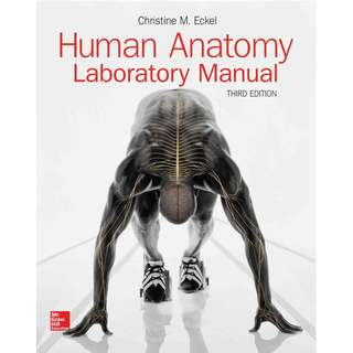 Human Anatomy Lab Manual 3rd Edition